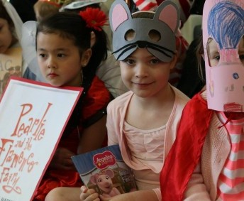 Book Week 2016 Junior School dressed up for the Book Week Parade