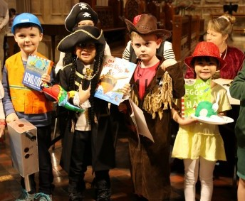 Book Week 2018 Amazing Junior School costumes for the Book Week Parade
