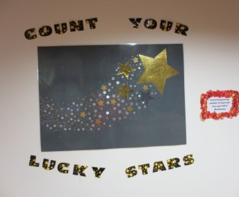 Book Week 2013 Stars Guessing Competition, always popular!