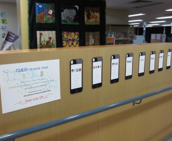 Book Week 2014 Emoji guessing competition