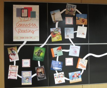 Book Week 2014 Connect to Reading Shortlisted books